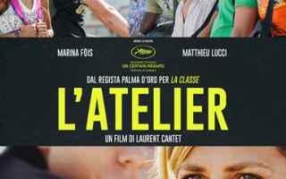 Cinema: l'atelier  cinema  film  recensione
