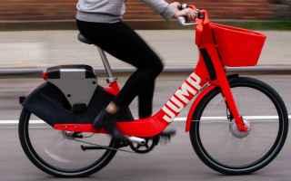 Ciclismo: bikesharing  uber  europa  jump  uberjump