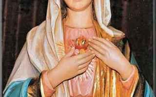 Religione: cuore immacolato  gesù  maria