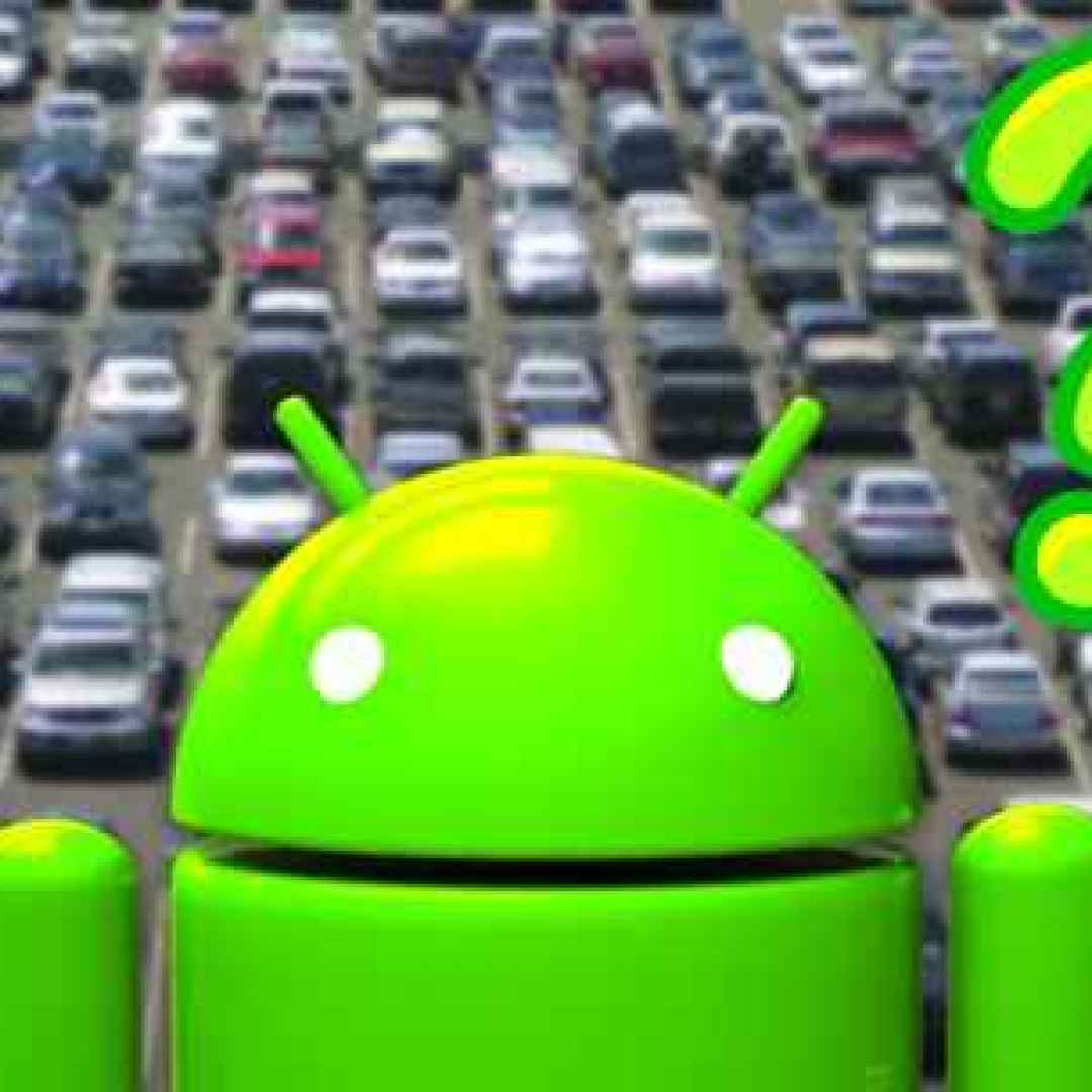 auto  android  parcheggi  gps  apps