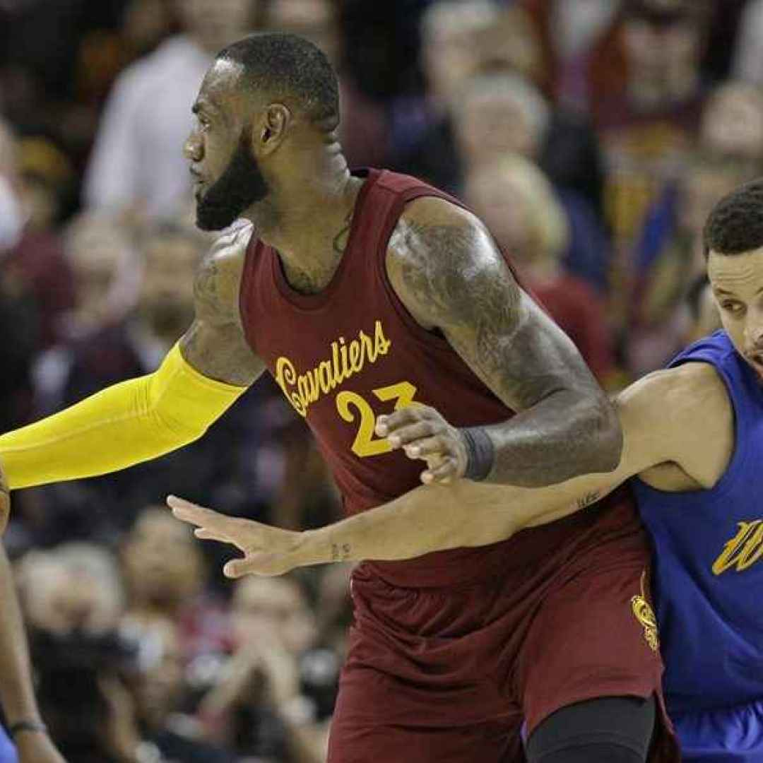 cavaliers-warriors pronostico