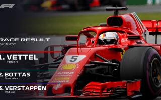 Formula 1: vettel  canada  ferrari