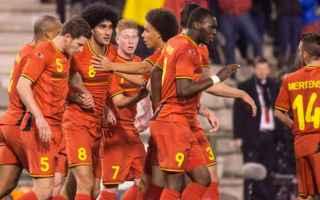 Nazionale: belgio  costa rica  pronostico