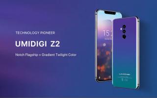 Cellulari: umidigi z2  umidigi  smartphone  android