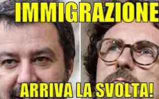 cè sinceramente da augurarsi che lazione dimostrativa messa in atto dal nuovo governo italiano, ovv