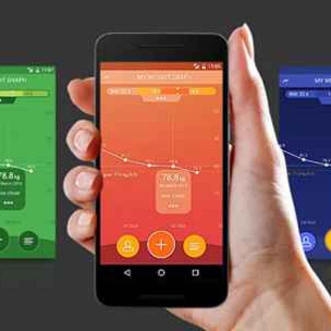 salute  sport  dieta  app  android