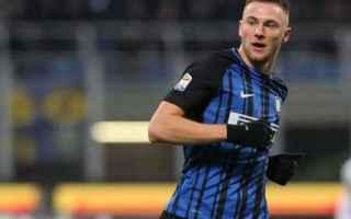 Calciomercato: roma  fiorentina  inter  skriniar  news