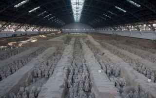 Storia: qin  archeologia  arte  cavalli