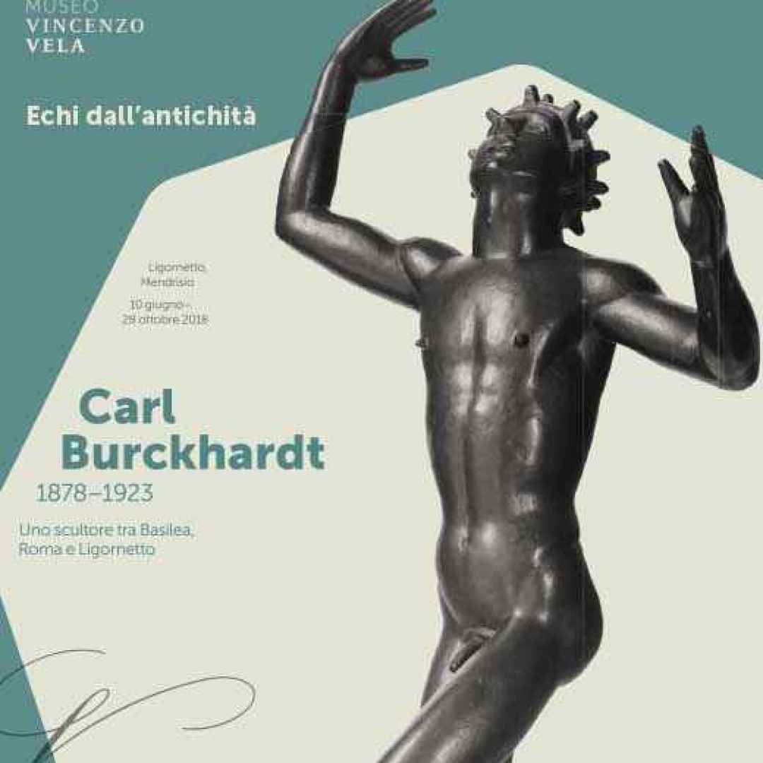 mostre  scultura carl burckhardt
