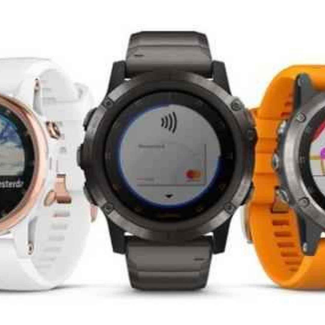 gadget  wearable  garmin  smartwatch