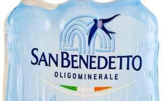 Alimentazione: ritiro dal mercato  acqua san benedetto