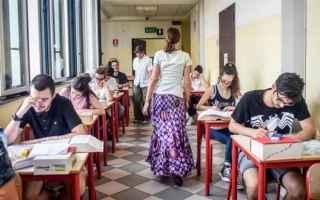Scuola: maturità  esami 2018. maturità 2018