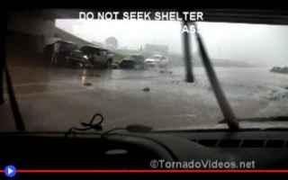 Ambiente: disastri  vento  dal mondo  pericolo