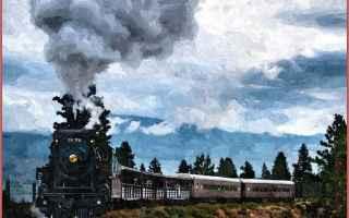 Cultura: poesia  rappresentazione  treni persi