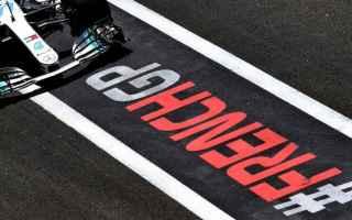 Formula 1: formula 1  francia  qualifiche