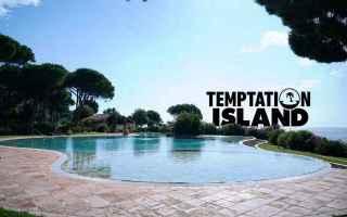 Televisione: reality  temptation island
