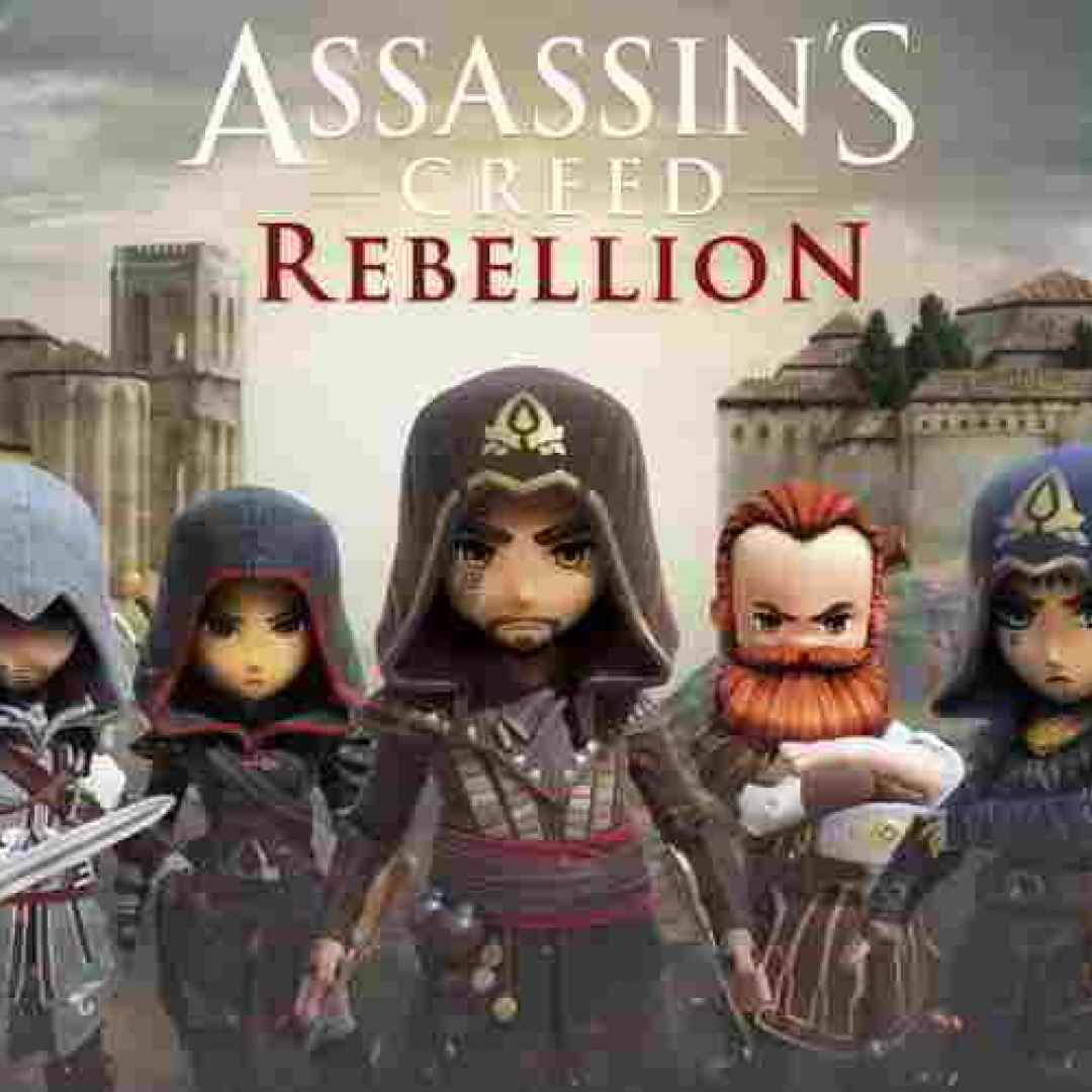 assassin creed  giochi mobile
