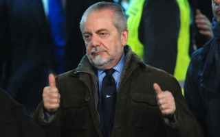 Serie A: napoli  de laurentiis  calcio