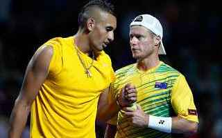 Tennis: tennis grand slam news kyrgios