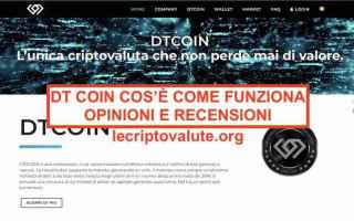 Soldi Online: daniele marinelli  dt coin cos