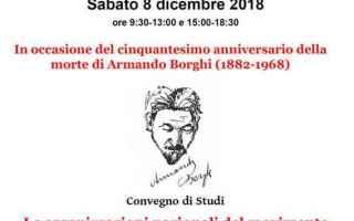 Notizie locali: castel bolognese  convegno