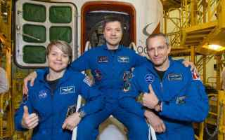 Astronomia: expedition 58  nasa  roscosmos
