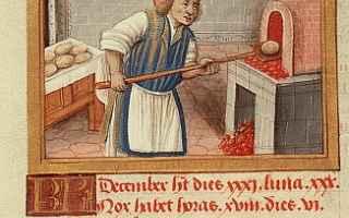 Ricette: pan speziato  natale  medioevo