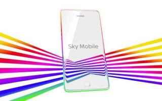 Telefonia: sky  mobile  telefonia