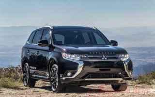 Outlander PHEV rimane il SUV ibrido plug-in più venduto al mondo[1] e offre quanto di meglio dei du