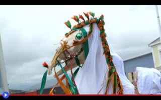 dal Mondo: galles  feste  folklore  leggende