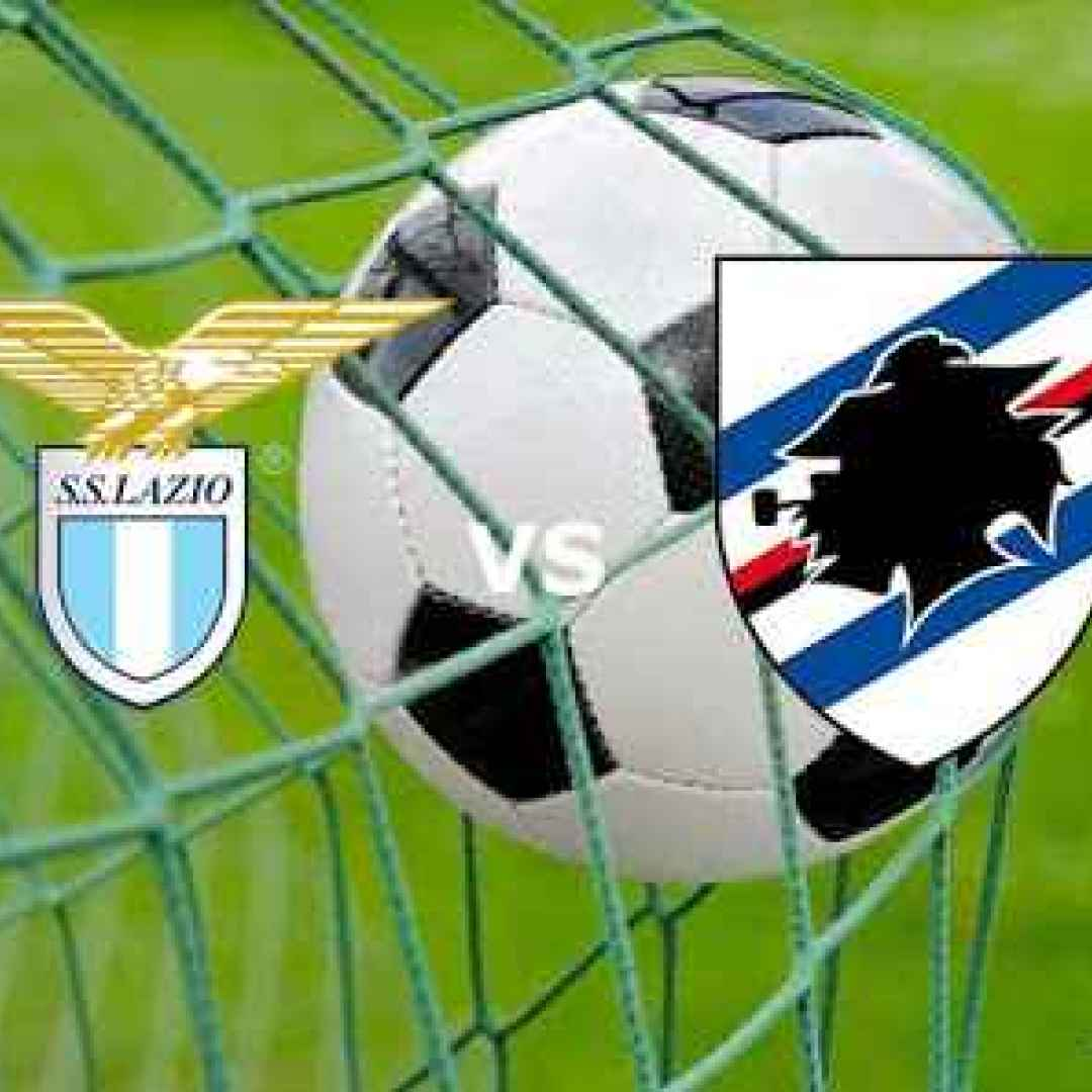 calcio lazio sampdoria gol video