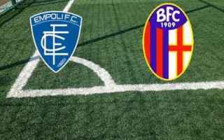 Serie A: calcio empoli bologna gol video