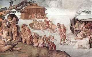Cultura: diluvio  egizi  maya  mu  noè