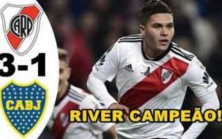 Calcio Estero: calcio argentina video river boca