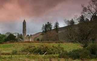 Architettura: irlanda  torri circolari  atlantide