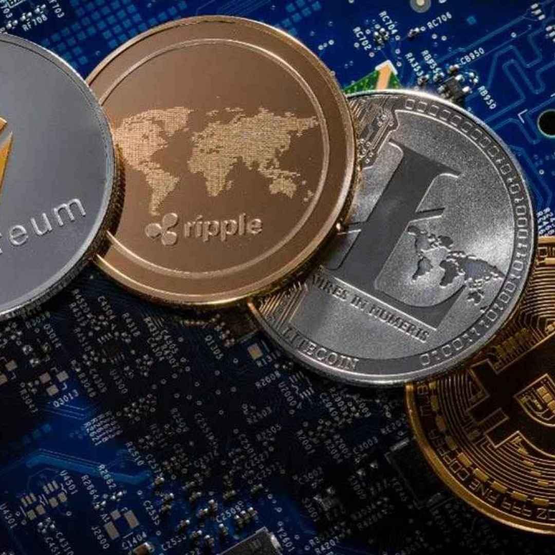 criptomonete  bitcoin  criptovalute