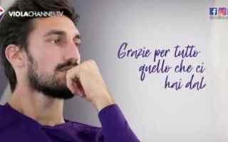 Serie A: astori calcio fiorentina video