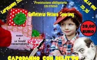 Torino: cena con delitto  capodanno  2019