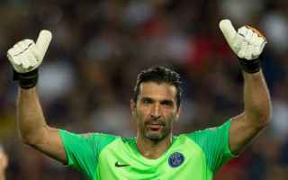 Champions League: buffon juve juventus calcio video