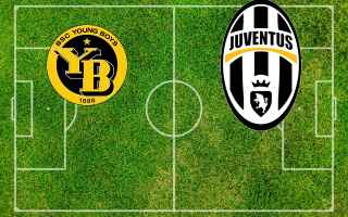 Champions League: juve juventus calcio gol video