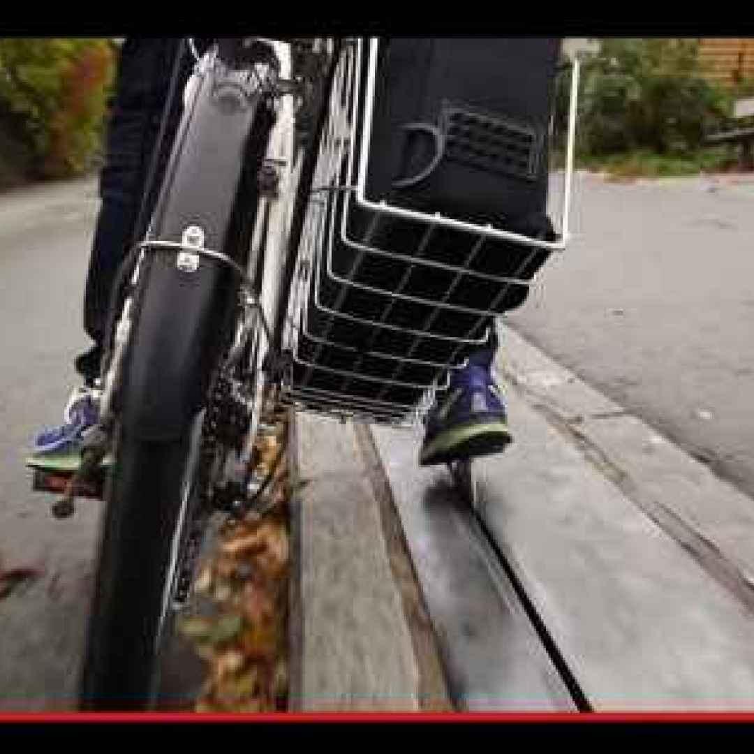 ciclismo  ascensori  skilift  città