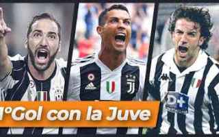 Serie A: juventus juve gol video calcio