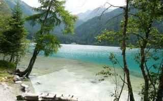 Cultura: alto adige  anterselva  lago  leggenda
