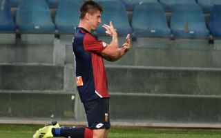 Serie A: genoa piatek calcio video intervista