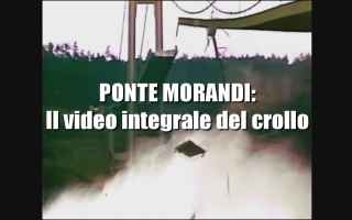Genova: genova video ponte morandi