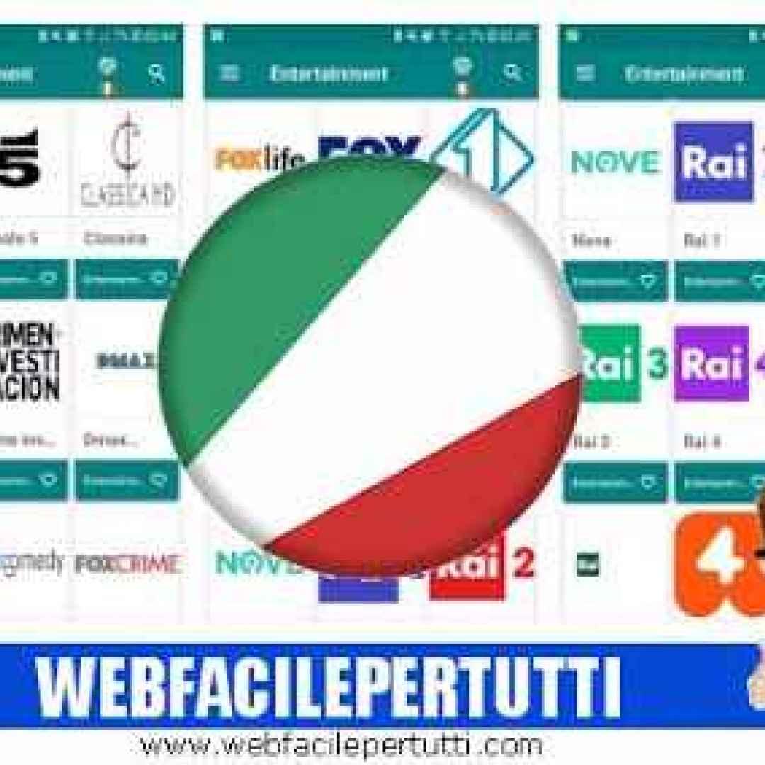 tv italia apk  tv italia 27 apk  app iptv