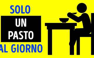 video pasto giorno dieta dimagrire