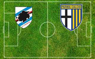 Serie A: sampdoria parma video gol calcio