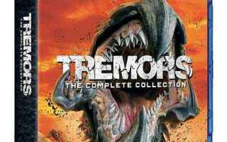 tremors horror film home video