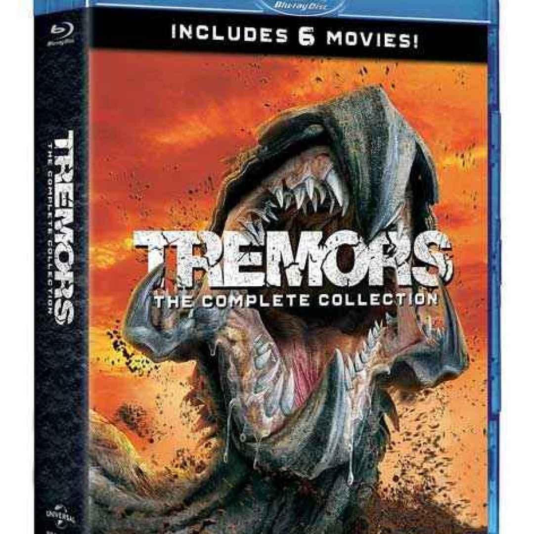 tremors horror film home video